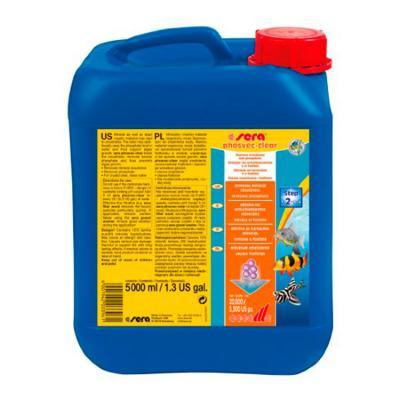 Средство для воды SERA Phosvec 5 л