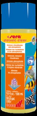Средство для воды SERA Phosvec 500 мл