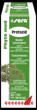 Средство для воды SERA Phyto med Protazid 100 мл