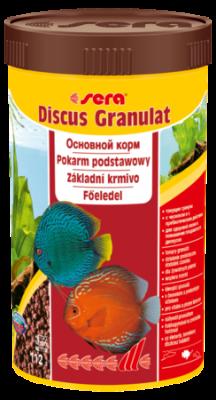 Корм для рыб SERA Discus Granulat 250 мл (116 г)