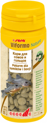 Корм для рыб SERA Viformo 50 мл (33г)