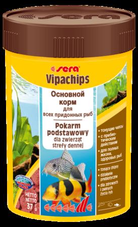 Корм для рыб SERA Vipachips 100 мл (37 г)