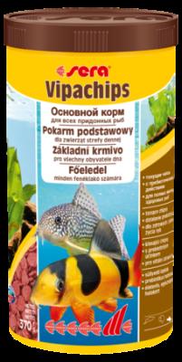 Корм для рыб SERA Vipachips 1000 мл (370г)