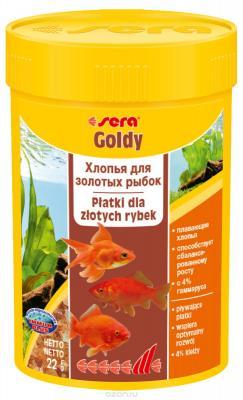 Корм для рыб SERA Goldy 100 мл (22 г)