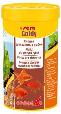Корм для рыб SERA Goldy 250 мл (60 г)