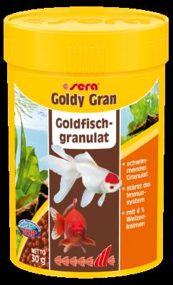Корм для рыб SERA Goldy Gran 100 мл (30 г)