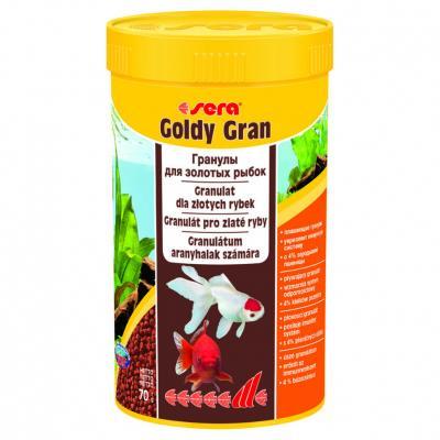 Корм для рыб SERA Goldy Gran 250 мл (70 г)