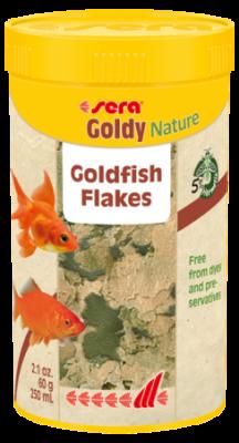 Корм для рыб SERA Goldy Nature 250 мл (60 г)