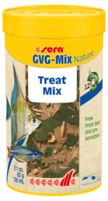 Корм для рыб SERA GVG-Mix Nature 250 мл (60 г)