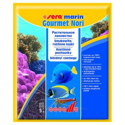 Корм д/морских рыб SERA Marin Gourmet Nori 5 г