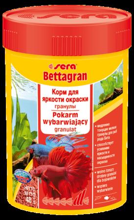 Корм для рыб SERA Bettagran 100 мл (48 г)