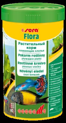 Корм для рыб SERA Flora 250 мл (60 г)