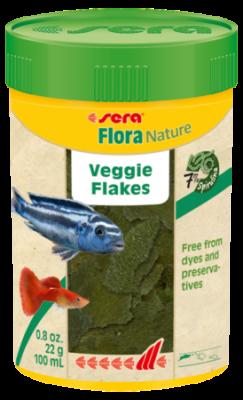 Корм для рыб SERA Flora Nature 100 мл (22 г)