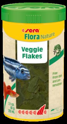 Корм для рыб SERA Flora Nature 250 мл (60 г)