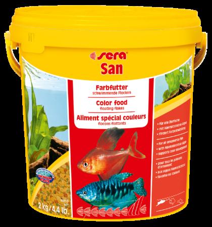 Корм для рыб SERA San 10.000 мл (ведро) (2 кг)