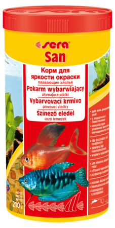 Корм для рыб SERA San 1000 мл (210 г)