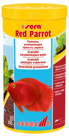 Корм для рыб SERA Red Parrot 1 л (330 г)
