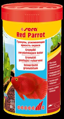 Корм для рыб SERA Red Parrot 250 мл (80 г)