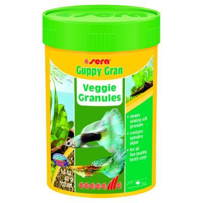 Корм для рыб SERA Guppy Gran 100 мл (48 г)