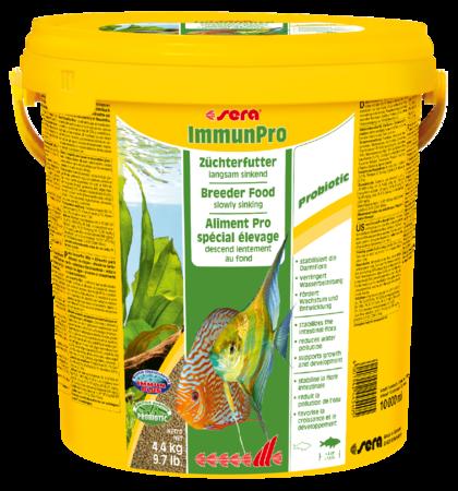 Корм для рыб SERA ImmunPro 10 л (4,4 кг)