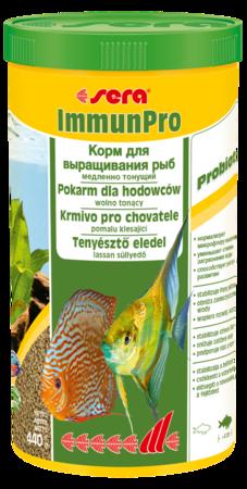 Корм для рыб SERA ImmunPro 1000 мл (440 г)