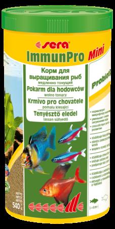 Корм для рыб SERA ImmunPro Mini 1000 мл (540 г)