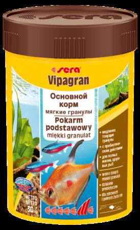Корм для рыб SERA Vipagran 100 мл (30 г)