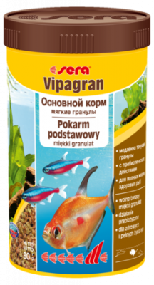 Корм для рыб SERA Vipagran 250 мл (80 г)