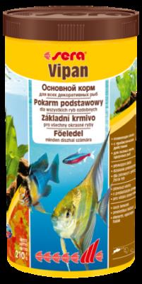 Корм для рыб SERA Vipan 1000 мл (210 г)