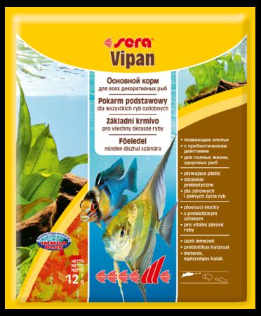 Корм для рыб SERA Vipan 12г (пакетик)