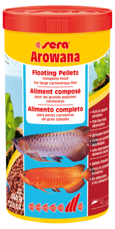 Корм для рыб SERA Arowana 1 л (360 г)