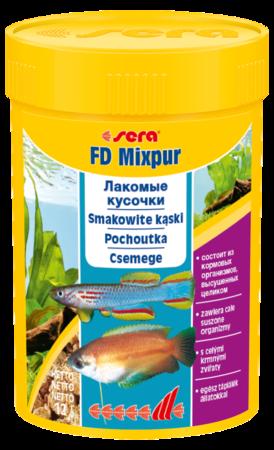 Корм для рыб SERA FD Mixpur 100 мл (12 г)