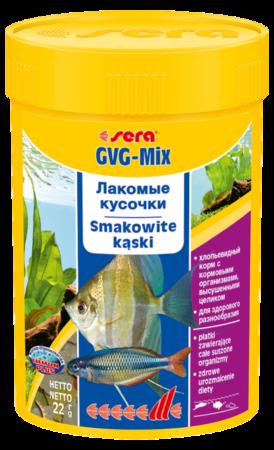 Корм для рыб SERA GVG-mix 100 мл (22 г)
