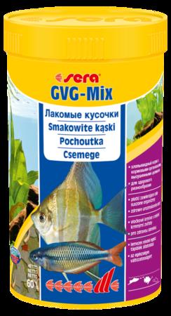 Корм для рыб SERA GVG-mix 250 мл (60 г)