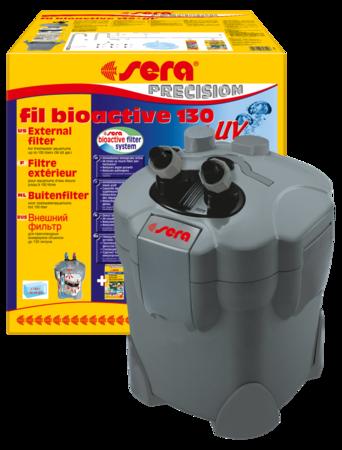 Внешний фильтр SERA Fil Bioactive 130 + УФ