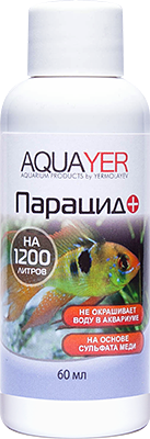 AQUAYER Парацид, 60 ml