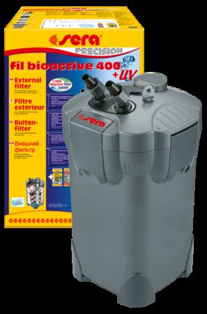 Внешний фильтр SERA Fil Bioactive 400 + УФ